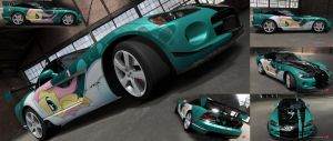 Squeee Machine - Forza 4 Design - Viper by HarmonicViper
