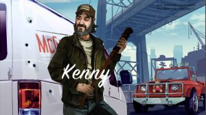 Kenny as Trevor by evil-bearrr