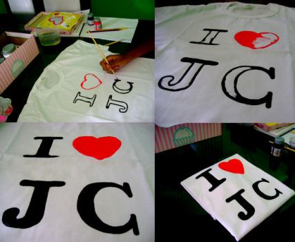 JC T-shirt by blessedmilla
