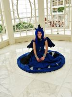 Princess Luna - Katsucon 2013 by MarchMochaHare