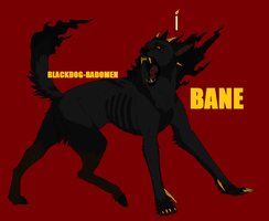 Bane Uncomplete by blackdog-badomen