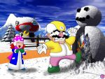 WARIO'S BLUNDER by lordcoyote