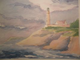 The Lighthouse by ShelbyGT-500KR