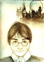Harry Potter from a while ago by Ashlee751