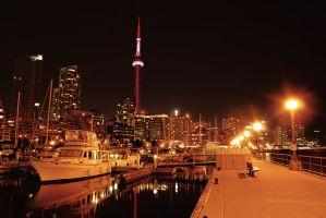 toronto by wagg34