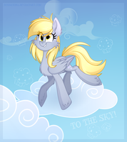 .:To the sky!:. by Sonnatora