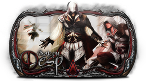 Assassin's Creed II - Sign by MaiconDesp