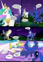 MLP: FIM Rising Darkness Page 11 by Bonaxor