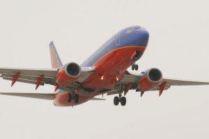 LAX 09 Southwest 737 by Atmosphotography