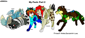 xDWOUx Pack 2 by DevilsWatchOverUs