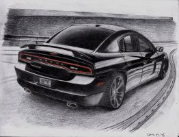 Dodge Charger by Pzsoldi