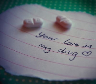 Your love is my drug. by janciss