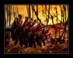 Remembrance of Burned Memories by Inebriantia
