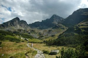 Tatry IX by Vilverinel