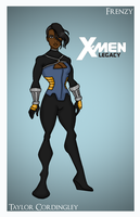 Frenzy - X-Men Legacy by Femmes-Fatales