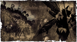 Sign Linkin Park by ROH2X