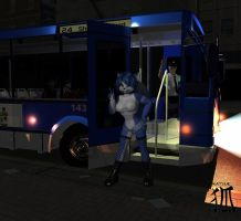 Krystal - Take Bus by Katsue-Fox