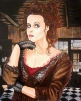 Mrs Lovett - Sweeney Todd by mikegee777