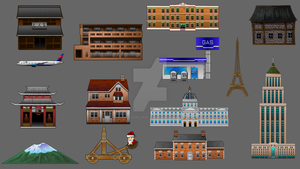 Commission: 2D Assets by CoolBoysEnt