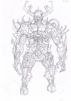 Demon Lord by GalacticMonarch