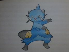 Dewott by ilikepizza123