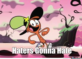 Haters Gonna Hate by GamerGirl14