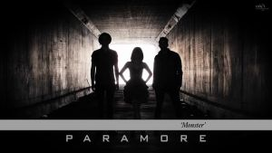 Paramore - Monster by radQ