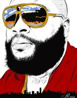 Rick Ross by Foosie3006
