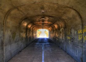 Brightness in the Tunnel by lundyleng