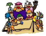 Koopalings in the box by LajosJancsi