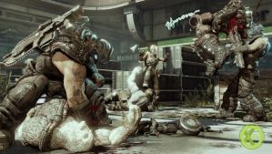 Gears 3 Snap Shot 5 by xxClaireBearxx1