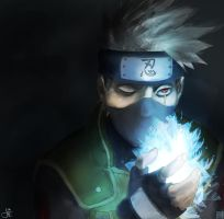 Cold-Blooded Kakashi by Jakinabox