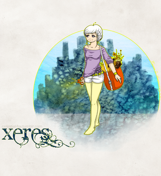 110525 Saimoe Season II: Xeres by celestial-fox