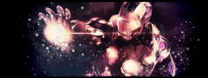 Iron Man | Forum Signature by TaigaLife