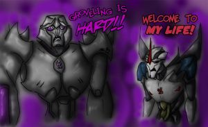 TFP: Groveling is Hard by aliceapproved