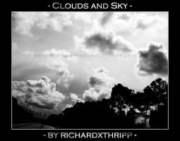Clouds and Sky by richardxthripp
