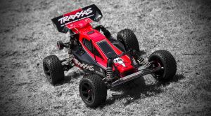 Phoenix - Fully customized Traxxas Bandit by RaynePhotography