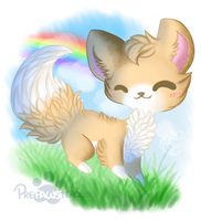 :Mr. Fox Painting: by PrePAWSterous