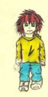 Kid Dangeal now scanned by Franky-Wolf1