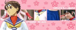 S. Kasugano Cosplay Details by chloebs