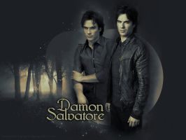 Damon by shesguiltybydesign