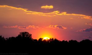 Let The Sun Go Down On Me by NataliePedrajaPhotog