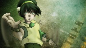 Toph Speedpaint by Iza-nagi