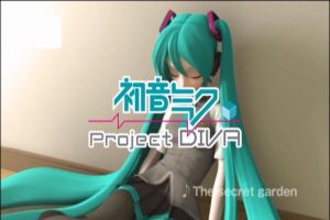 Project DIVA Gameshots Updated by MikuHatsune01