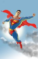 Superman by GraemeJackson