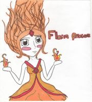 Flame Pricess by Lollypopsweet