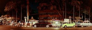 Braga road by indonesia