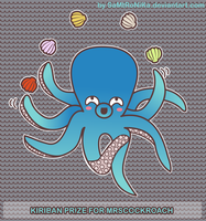 .:Kiriban56565.: Octopus by SaMtRoNiKa