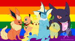 Pokemon Pride by RainsofOblivion