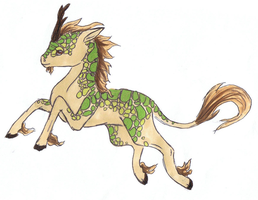 Qilin Foal Adoptable CLOSED by KayasShelter